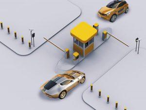 智能停车场管理收费系统